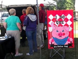 Murfreesboro NC Pork Fest 05/17/2014