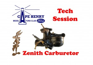 Zenith Carburetor Tech Session 06/28/2014